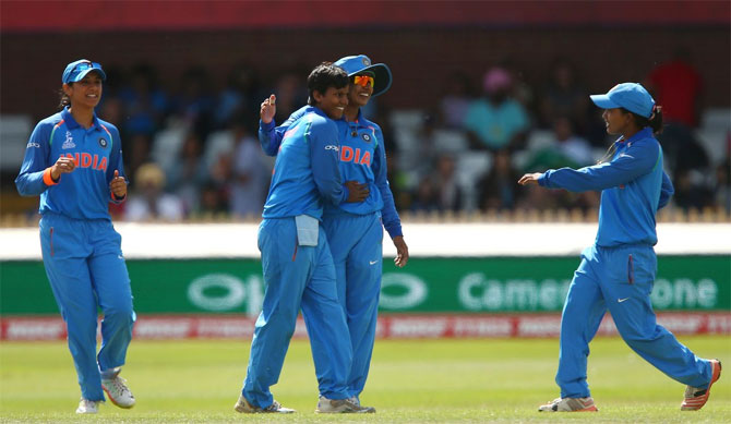 The Indian women's team have won all three matches in their World Cup campaign thus far