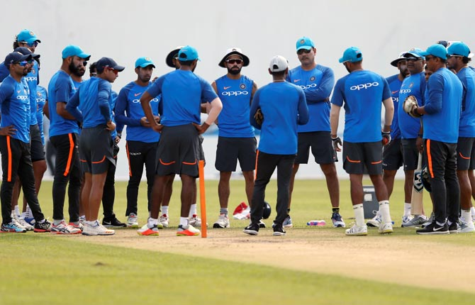 BCCI plans training in 'safe location' for Kohli & Co