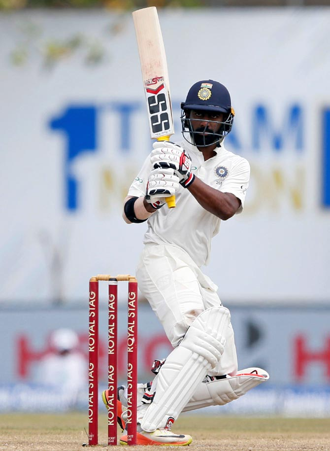 Will Abhinav Mukund play another Test in this series