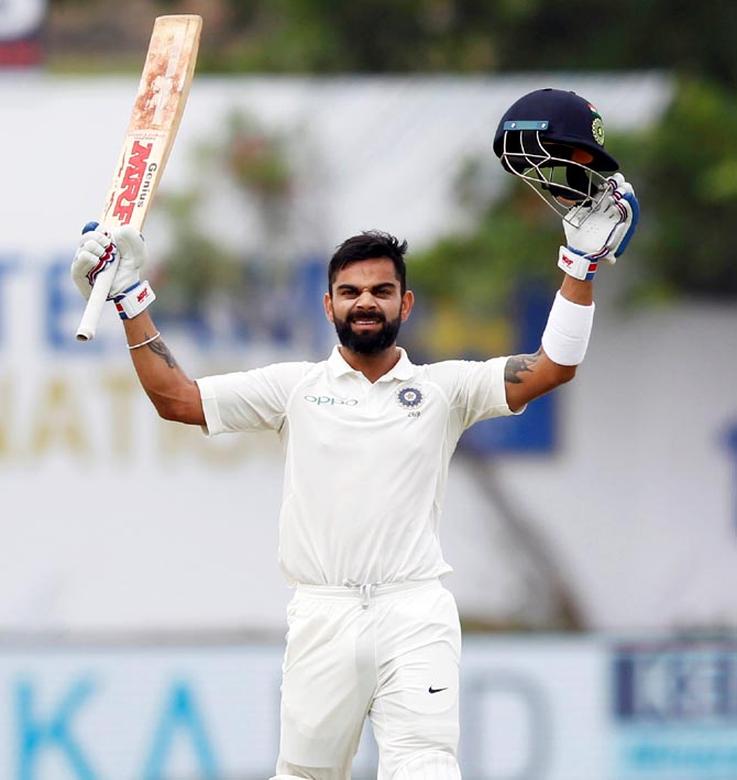 ICC Test Rankings: Kohli regains No 1 spot