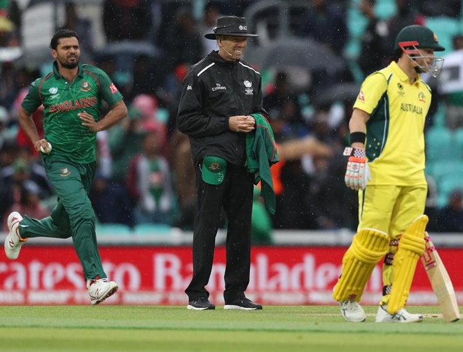 CT: Australia suffer heartbreak, match against Bangla abandoned