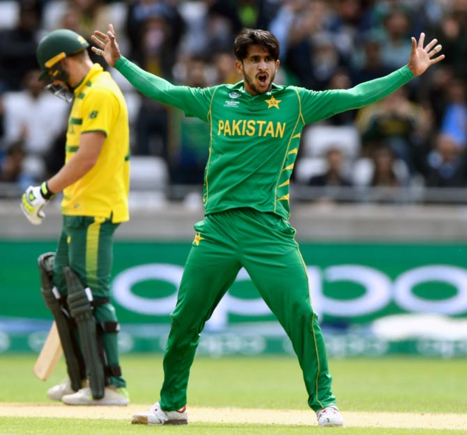 Pak's Hasan Ali ends speculation about his marriage