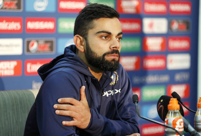 Asia XI T20Is: BCCI to factor in Kohli's workload