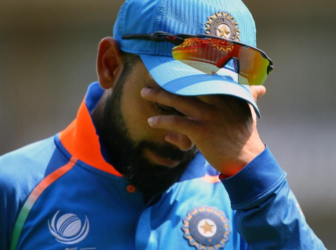 What went wrong for India in Champions Trophy final