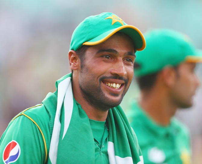 Redemption for Mohammed Amir in London