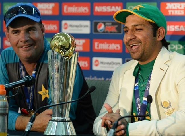 Will Champions Trophy triumph end Pakistan's exile?