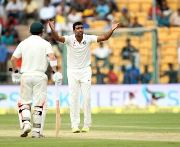 Will Ashwin be able to match Lyon's performance in Bengaluru Test?
