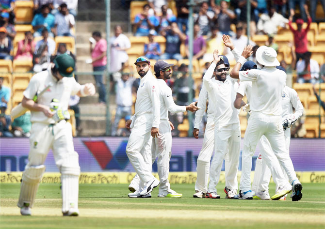 Lead conceded, but Pujara reckons India won the mini battles on Day 2