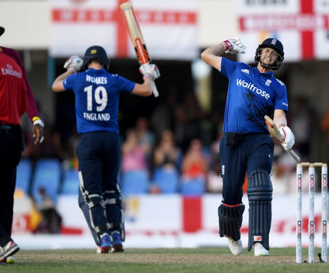 Root hits unbeaten 90 as England clinch series