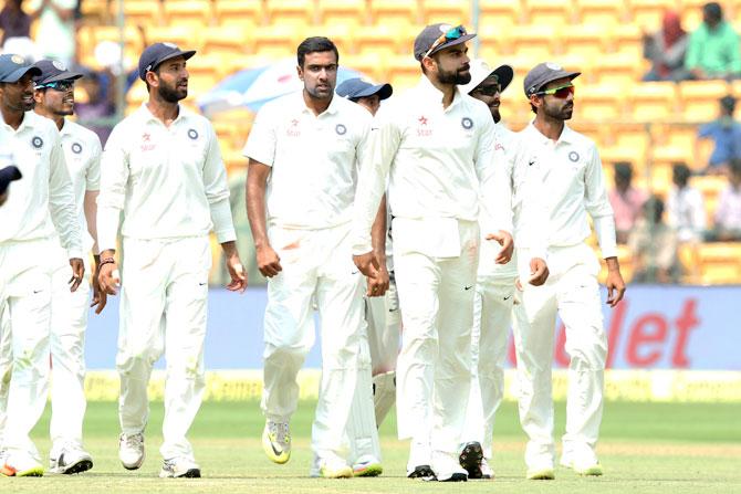 Captain Kohli gets a '10 out of 10' from Gavaskar