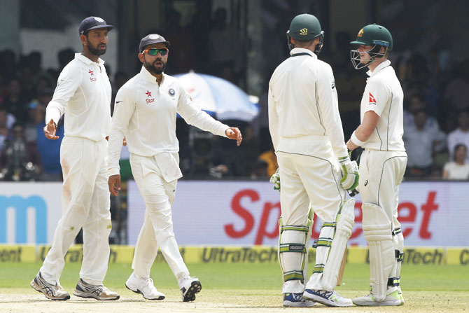 DRS drama: Gavaskar criticises ICC for letting Smith off the hook
