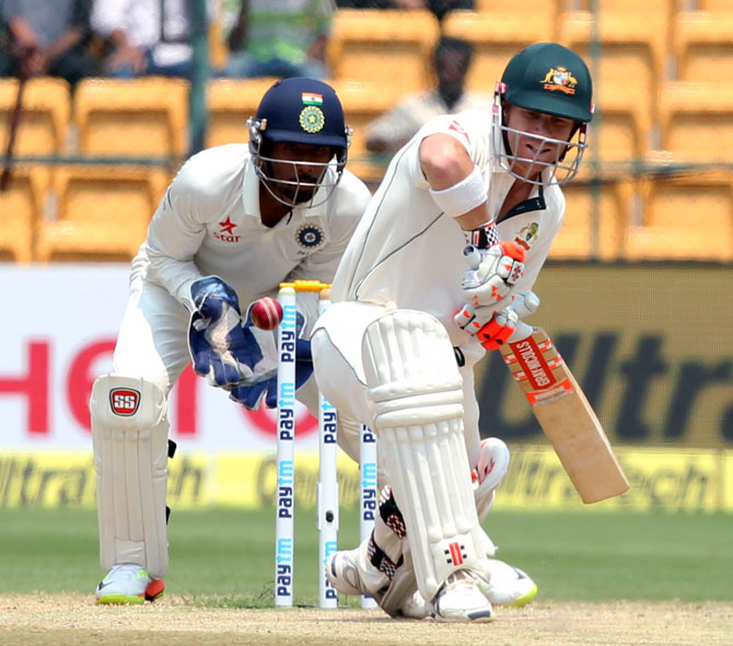 How Warner plans to counter Ashwin