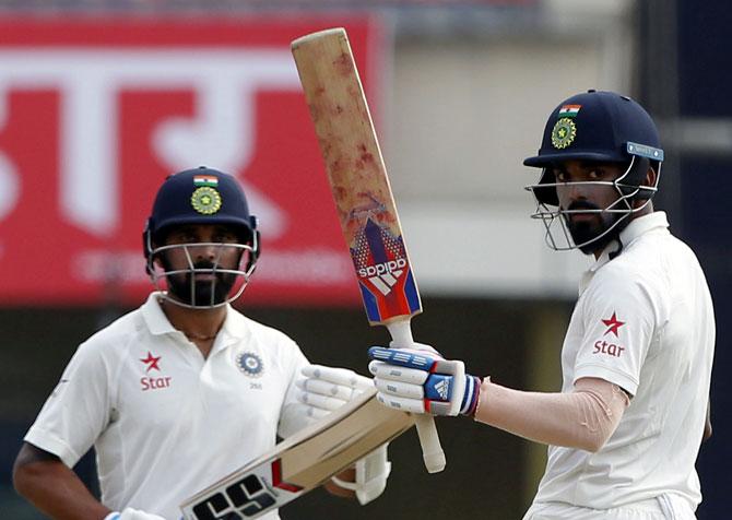 Ranchi Test: Rahul, Vijay give India good start after Aus make 451