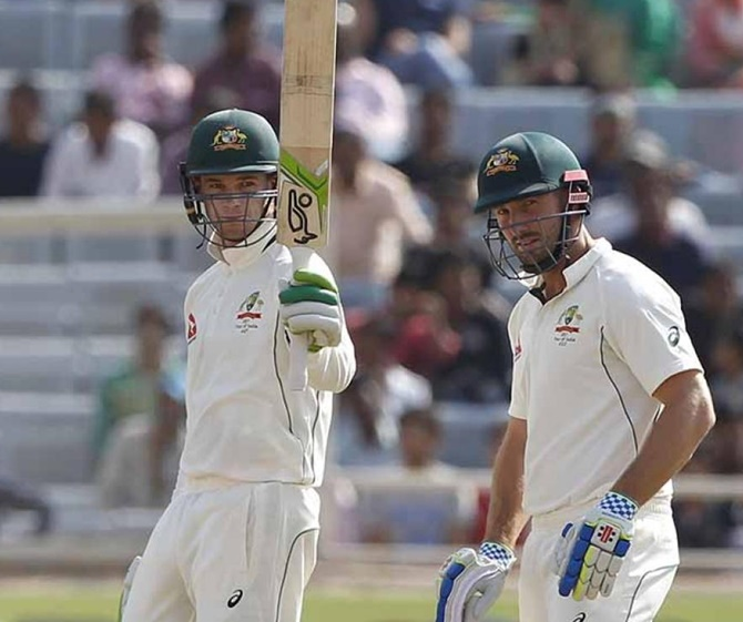 Ind-Aus series alive as third Test ends in draw