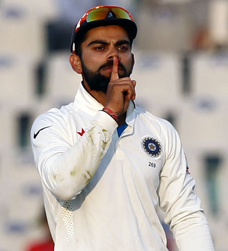 Kohli must behave better as a captain, says Lawson