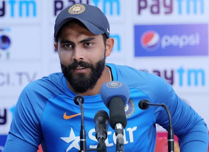 The emergence of Ravindra Jadeja, the Test player!