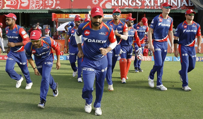 Daredevils have onerous task at hand against SRH
