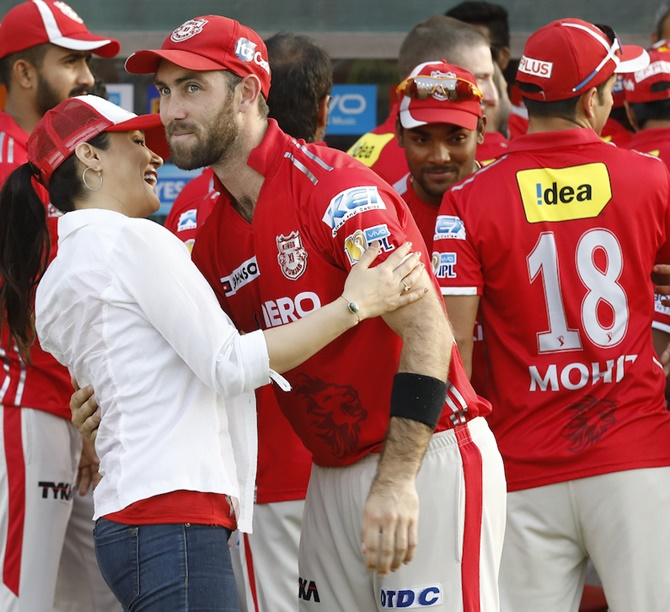 When Kings XI gave their fans something to cheer for