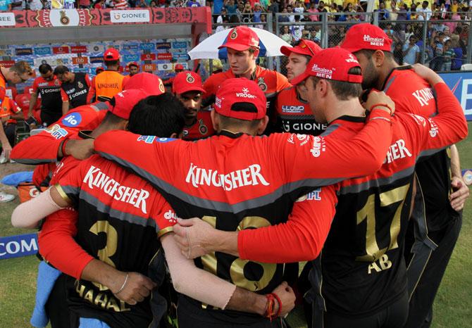 Binny on RCB's struggles in IPL-10