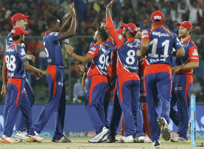 Resurgent Daredevils face table leaders Mumbai
