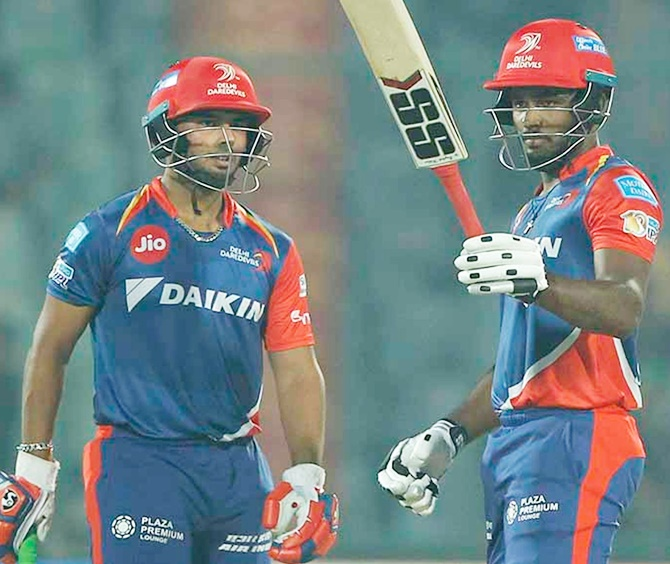 Here's what Dravid told Pant, Samson after their aggressive knocks