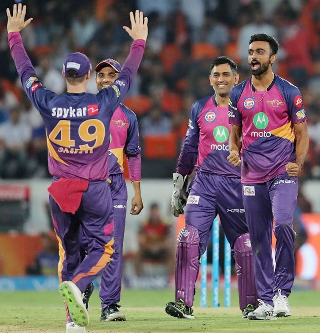 Unadkat's five-wicket haul steers RPS to second spot