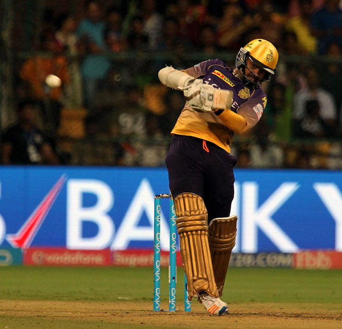 IPL PHOTOS: Narine's fastest fifty powers KKR to easy win