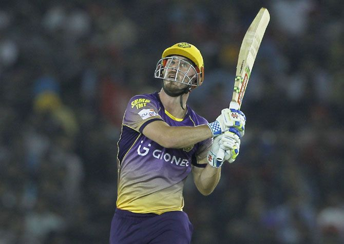 Lynn, the big-hitting Australian opener, was released by Kolkata Knight Riders after five fruitful seasons when he got the team off to a flying start on umpteen occasions