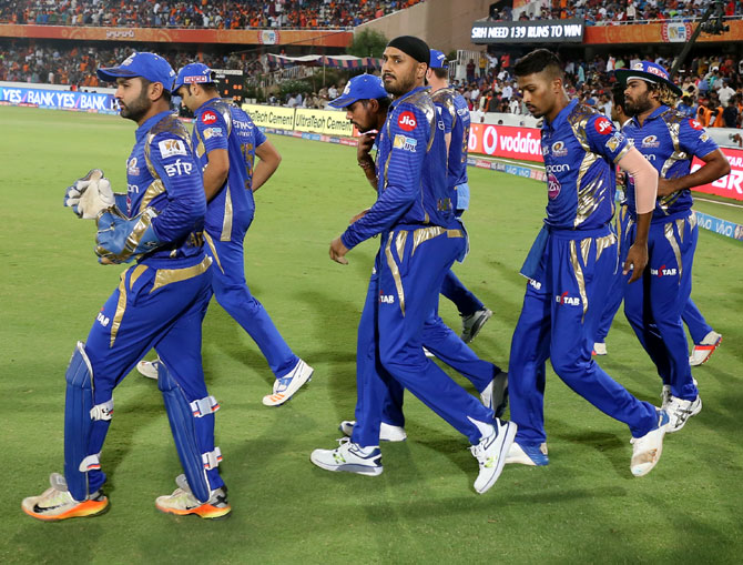 IPL: When Mumbai's gamble failed against Sunrisers!