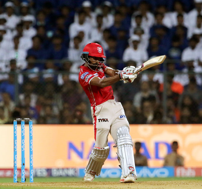 Kings XI Punjab's renewed form is an exhibition fearless cricket