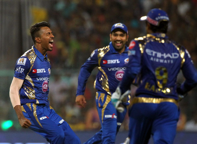 IPL PHOTOS: Second-string Mumbai outclass KKR to finish top