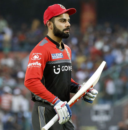 IPL-10: A season to forget for RCB and Kohli