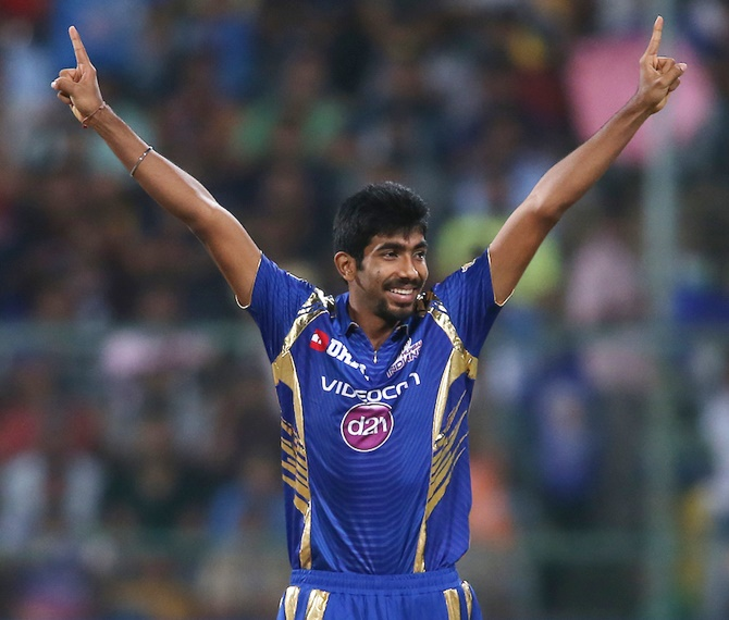 Jasprit Bumrah plays a pivotal role for Mumbai Indians