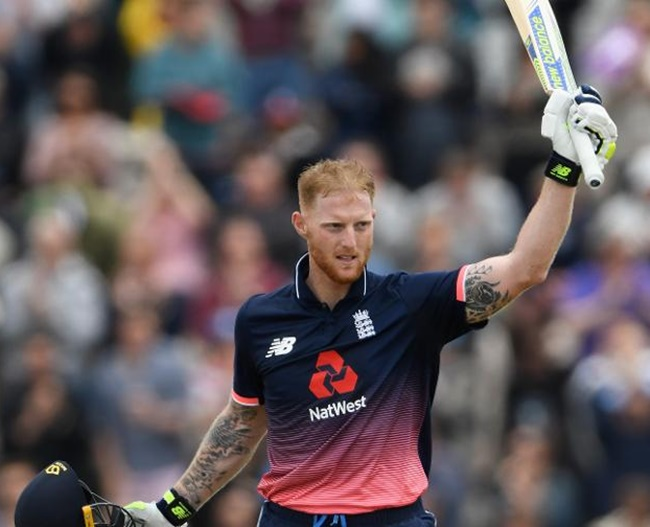 Suspended Stokes named in England one-day squad