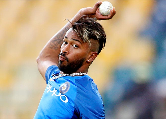Injured Hardik to be sidelined till 2020 IPL?