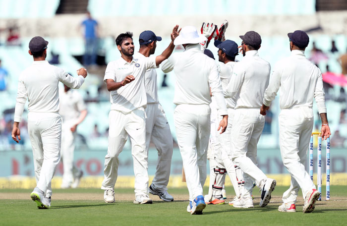 South Africa-bound Indian bowling attack brings variety to the table