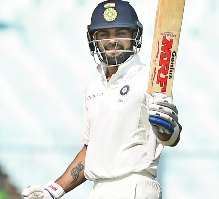 Stats: Kohli getting closer towards breaking Tendulkar's record