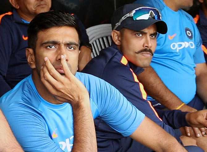 'Door not closed on Ashwin, Jadeja'