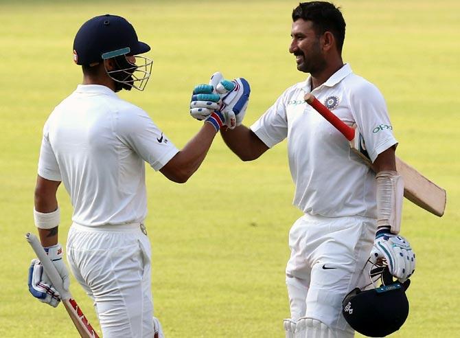 ICC Test Rankings: Kohli retains top spot, Pujara third