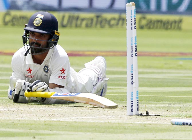 Why Rahane's form is not a concern...