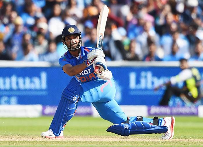Ajinkya Rahane on T20 axe - Rediff Cricket