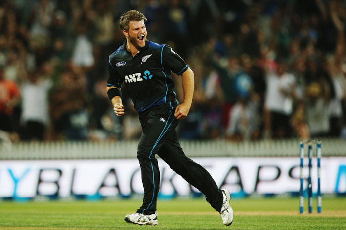 New Zealand's Corey Anderson played two editions of the Under-19 World Cup before making his debut in the Kiwi senior team