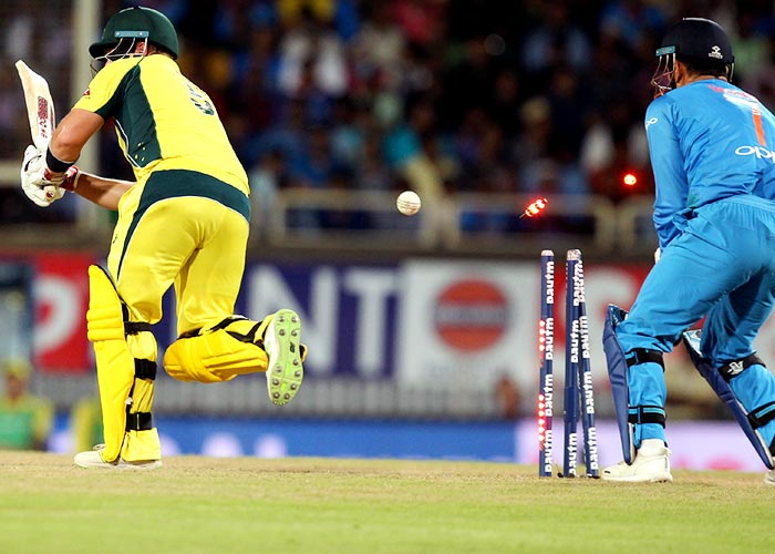 The 'brain fade' moment which cost Australia first T20...