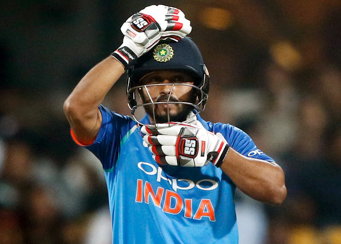 Kedar Jadhav says he feels disappointed to get injured when he is in form