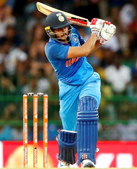 Rediff Cricket - Indian cricket - Ranji Trophy: Karnataka beat Rajasthan by 6 wickets, enter semis