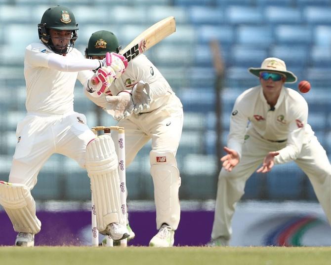 Rediff Cricket - Indian cricket - Cricket Buzz: Mushfiqur wants board to decider his future