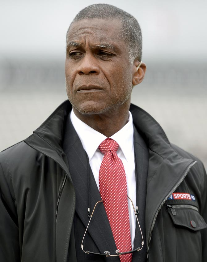 West Indies bowling legend Michael Holding has been with Sky Sports for 21 years