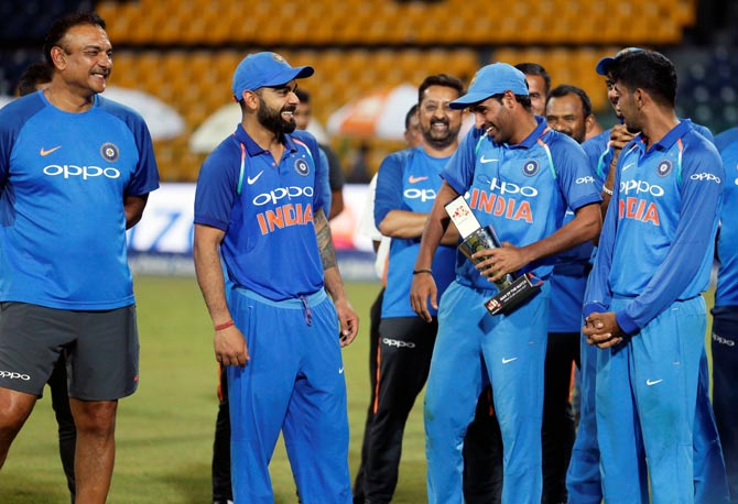 COVID-19: India's tour of Sri Lanka called off