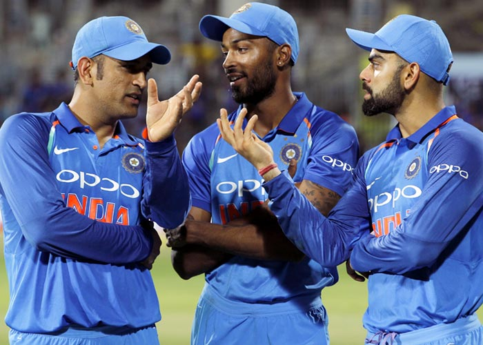 'India still experimenting with final lineup in the run-up to World Cup'