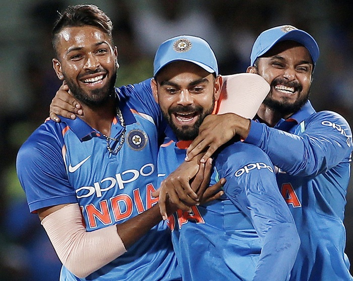 Here's why Pandya is Kohli's go to man